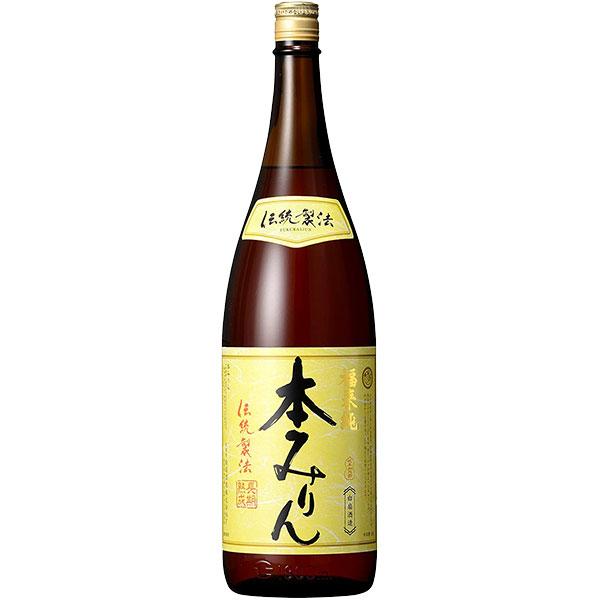 白扇酒造 / 福来純 伝統製法熟成本みりん