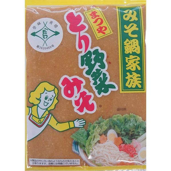 まつや / とり野菜味噌