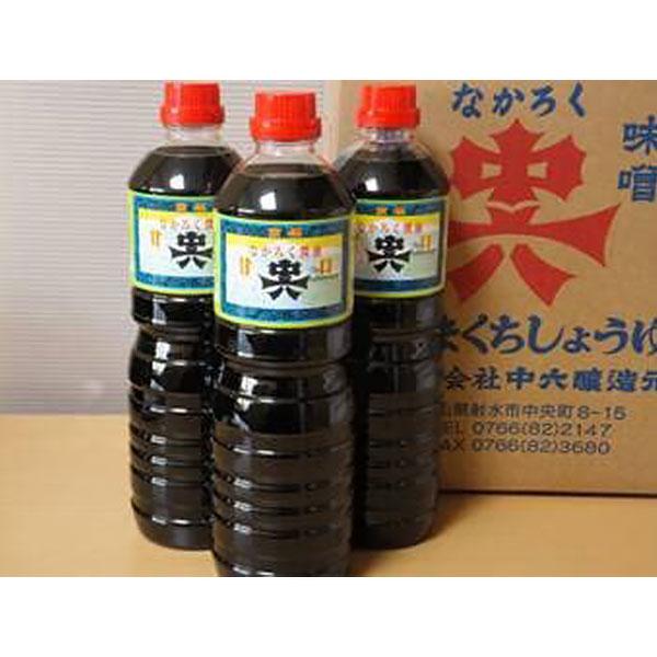 中六醸造元 / 中六醤油 甘口